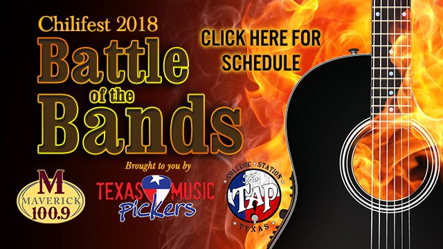 Battle of the Bands is BACK! - Maverick 100.9 2017-09-12 18:07