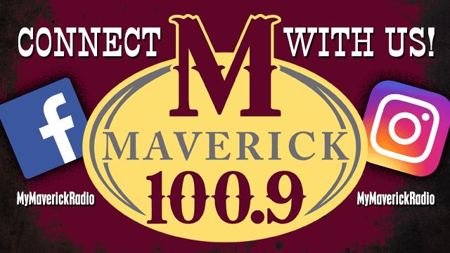 Maverick 100.9 Social Media